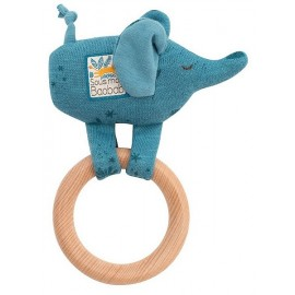 ANNEAU HOCHET BOIS ELEPHANT SOUS MON BAOBAB - Jouets56.fr - LiloJouets - Magasins jeux et jouets dans Morbihan en Bretagne