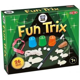 FUN TRIX TOP MAGIC 26 TOURS DE MAGIE - Jouets56.fr - LiloJouets - Magasins jeux et jouets dans Morbihan en Bretagne