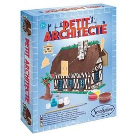PETIT ARCHITECTE MAISON NORMANDE - Jouets56.fr - LiloJouets - Magasins jeux et jouets dans Morbihan en Bretagne