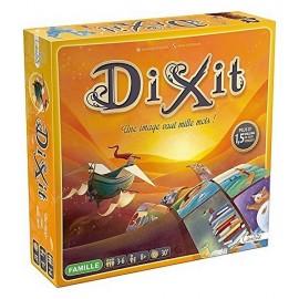 JEU DIXIT - Jouets56.fr - LiloJouets - Magasins jeux et jouets dans Morbihan en Bretagne