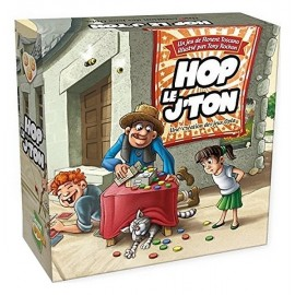 JEU HOP LE J'TON - Jouets56.fr - LiloJouets - Magasins jeux et jouets dans Morbihan en Bretagne