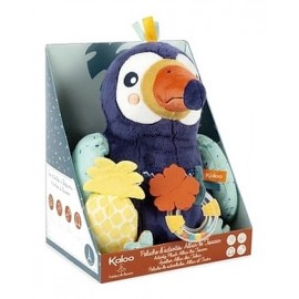 ALBAN TOUCAN PELUCHE ACTIVITES JUNGLE