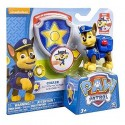 PAW PATROL SAC A DOS TRANSFORMABLE FIGURINE