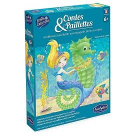 LES SIRENES CONTES ET PAILLETTES - Jouets56.fr - LiloJouets - Magasins jeux et jouets dans Morbihan en Bretagne