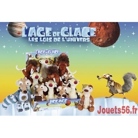 PELUCHE AGE DE GLACE 18CM-jouets-sajou-56