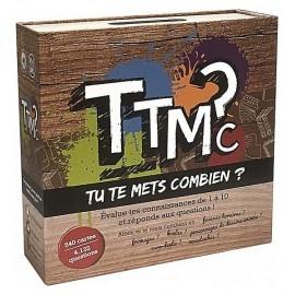 JEU TU TE METS COMBIEN TTMC - Jouets56.fr - LiloJouets - Magasins jeux et jouets dans Morbihan en Bretagne