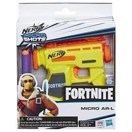 PISTOLET FORTNITE MICRO AR-L NERF MICRO SHOTS
