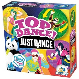 JEU TOP DANCE JUST DANCE