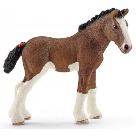 FIGURINE POULAIN CLYDESDALE