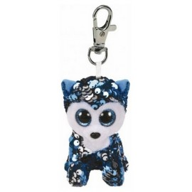 SLUSH LE CHIEN SEQUINS FLIPPABLES CLIP