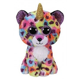 GISELLE LEOPARD BEANIE BOO'S SMALL