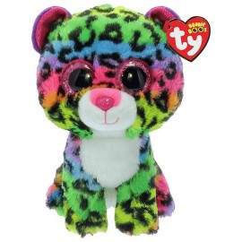 DOTTY LE LEOPARD BEANIE BOO'S MEDIUM