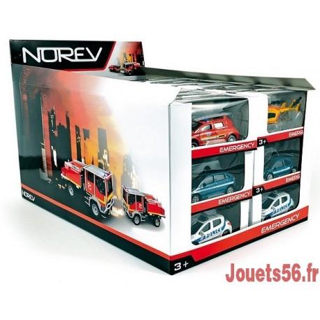 VOITURES EMERGENCY 1.64E-jouets-sajou-56