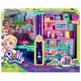 CENTRE COMMERCIAL POLLYVILLE POLLY POCKET MINI
