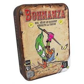 JEU BOHNANZA BOITE METAL NEW - Jouets56.fr - LiloJouets - Magasins jeux et jouets dans Morbihan en Bretagne