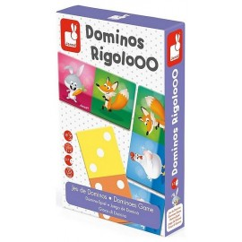 DOMINOS RIGOLOOO JEU DE DOMINOS