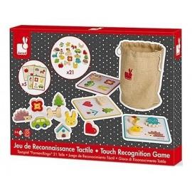 JEU DE RECONNAISSANCE TACTILE MEMORY