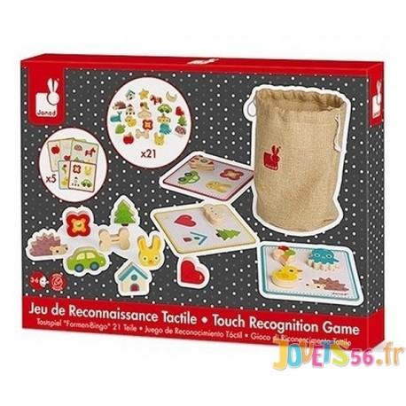 JEU DE RECONNAISSANCE TACTILE MEMORY - Jouets56.fr - LiloJouets - Magasins jeux et jouets dans Morbihan en Bretagne