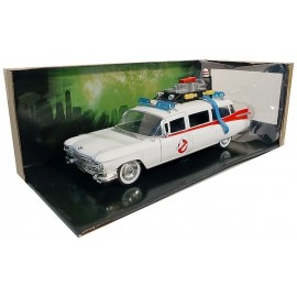 VEHICULE ECTO-1 GHOSTBUSTERS METAL 1.24E