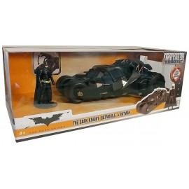 VEHICULE BATMOBILE 2008 METAL AVEC FIGURINE BATMAN THE DARK KNIGHT - Jouets56.fr - LiloJouets - Magasins jeux et jouets dans Mor