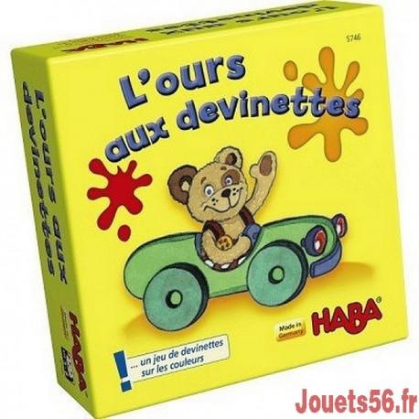 L'OURS AUX DEVINETTES-jouets-sajou-56