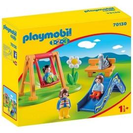 70130 PARC DE JEUX PLAYMOBIL 1.2.3