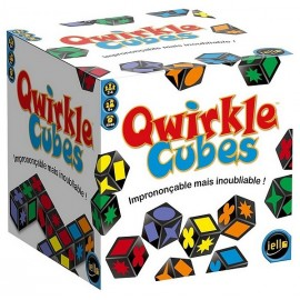 JEU QWIRKLE CUBES - Jouets56.fr - LiloJouets - Magasins jeux et jouets dans Morbihan en Bretagne
