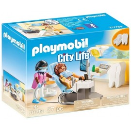 70198 DENTISTE PLAYMOBIL CITY LIFE