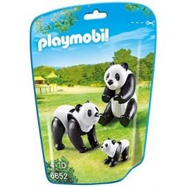 6652 FAMILLE DE PANDAS-jouets-sajou-56
