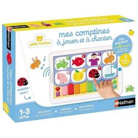 MES COMPTINES A JOUER ET A CHANTER - Jouets56.fr - LiloJouets - Magasins jeux et jouets dans Morbihan en Bretagne