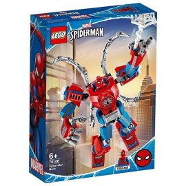 76146 LE ROBOT DE SPIDERMAN LEGO MARVEL SPIDERMAN