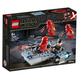 75266 PACK BATAILLE SITH TROOPERS LEGO STAR WARS