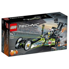 42103 LE DRAGSTER LEGO TECHNIC