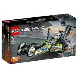 42103 LE DRAGSTER LEGO TECHNIC-LiloJouets-Magasins jeux et jouets dans Morbihan en Bretagne