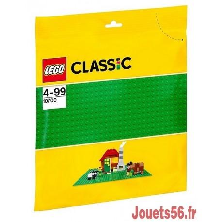 10700-PLAQUE DE BASE VERTE LEGO-jouets-sajou-56