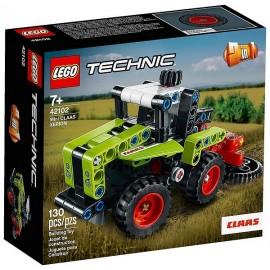 42102 LE TRACTEUR MINI CLAAS XERION LEGO TECHNIC
