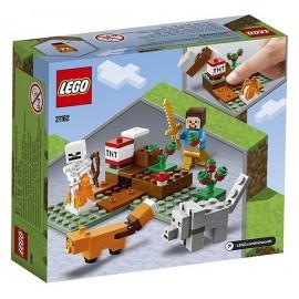 21162 AVENTURES DANS LA TAIGA LEGO MINECRAFT