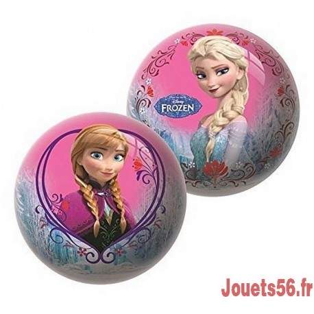 BALLE FROZEN 14CM-jouets-sajou-56