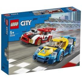 60256 LES VOITURES DE COURSE LEGO CITY