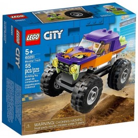 60251 LE MONSTER TRUCK LEGO CITY