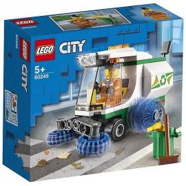 60249 LA BALAYEUSE DE VOIRIE LEGO CITY-LiloJouets-Magasins jeux et jouets dans Morbihan en Bretagne