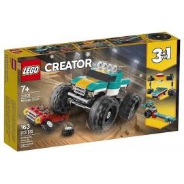 31101 LE MONSTER TRUCK LEGO CREATOR 3EN1
