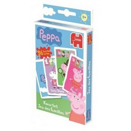 JEU CARTES PEPPA
