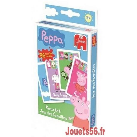 JEU CARTES PEPPA-jouets-sajou-56