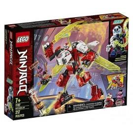 71707 L'AVION ROBOT DE KAI LEGO NINJAGO-LiloJouets-Magasins jeux et jouets dans Morbihan en Bretagne