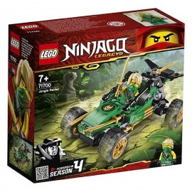 71700 LE BUGGY DE LA JUNGLE LEGO NINJAGO
