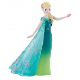 FIGURINE ELSA UNE FETE GIVREE-jouets-sajou-56