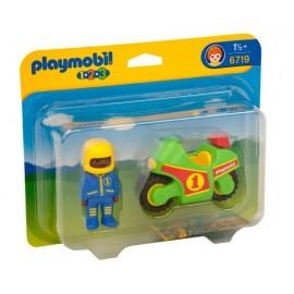 6719-1.2.3. PILOTE MOTO DE COURSE-jouets-sajou-56