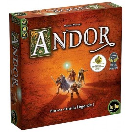 JEU ANDOR - ENTREZ DANS LA LEGENDE-LiloJouets-Magasins jeux et jouets dans Morbihan en Bretagne