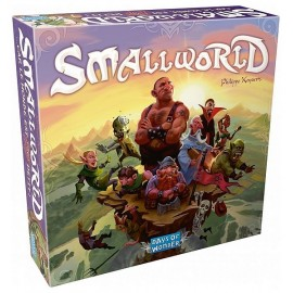 JEU SMALLWORLD